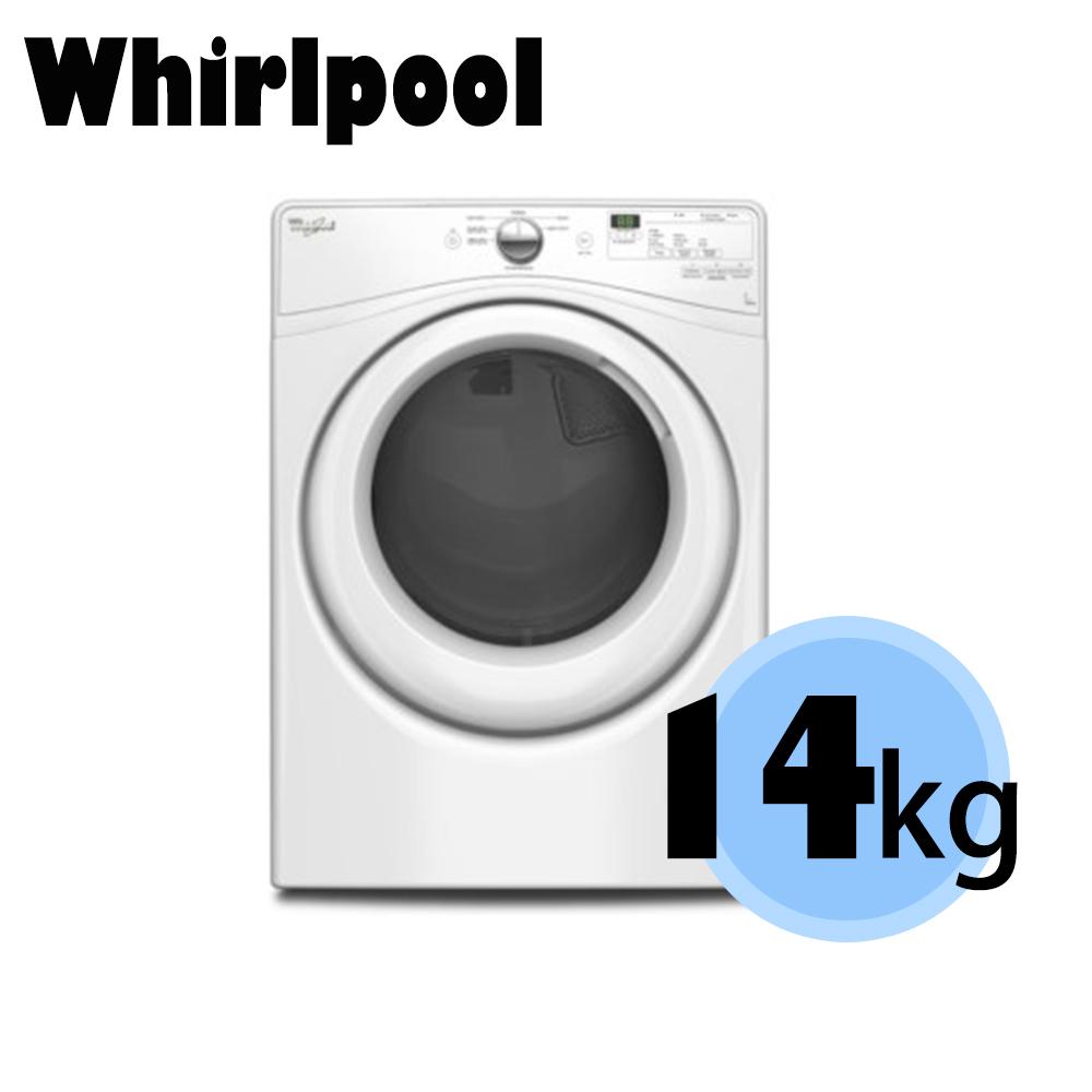 【Whirlpool 惠而浦】14公斤 瓦斯乾衣機 WGD75HEFW