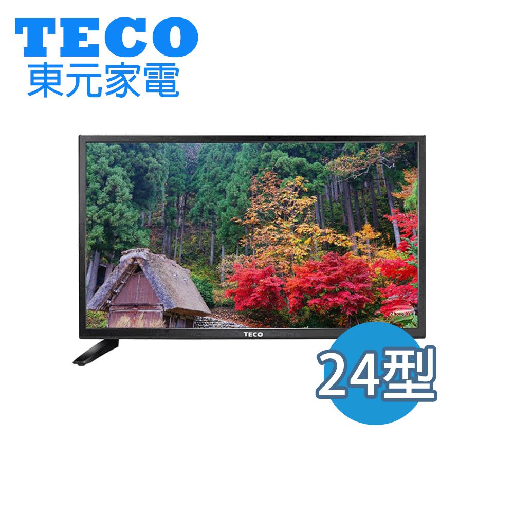 【TECO 東元】24吋 FHD 液晶顯示器 TL24K2TRE