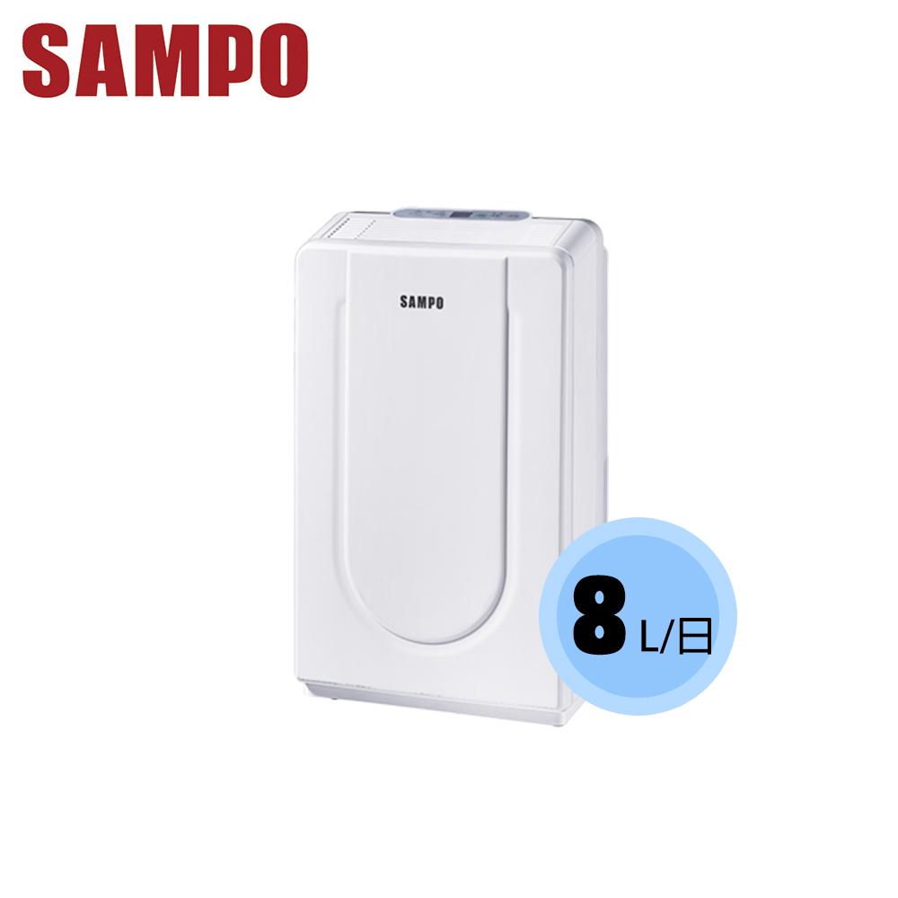 【SAMPO 聲寶】8L 空氣清淨 除濕機 AD-Y816T